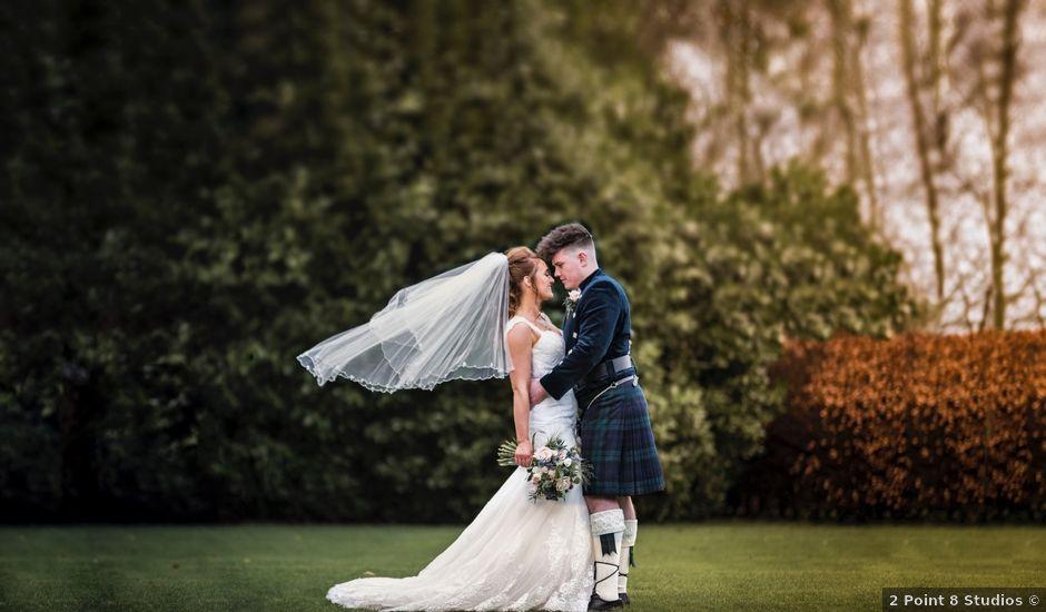 Alex & Scott's wedding