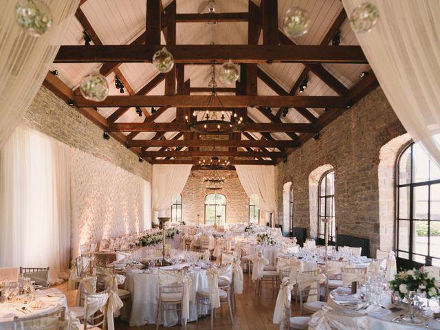 Aaron and Megan's wedding in Ballynahinch, Down 3
