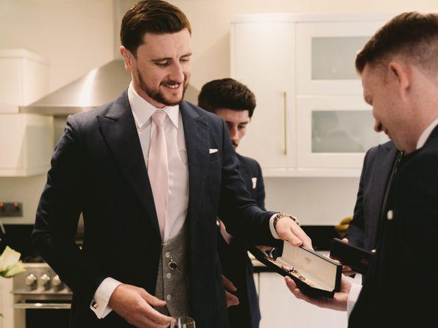 Aaron and Megan's wedding in Ballynahinch, Down 10