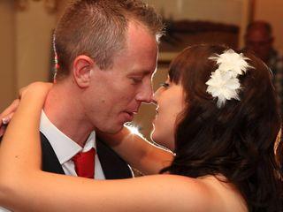 Jessica & Darren's wedding