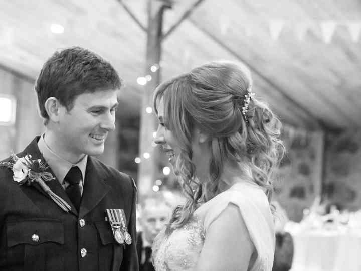 Fie & Gary's wedding