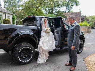 Charlie & Elise's wedding 1