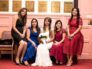 Chanchal & Ronald's wedding 3