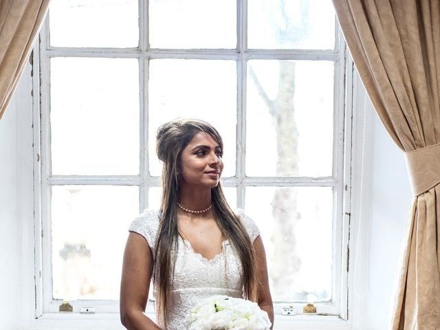 Ronald and Chanchal's wedding in Leicester, Leicestershire 2