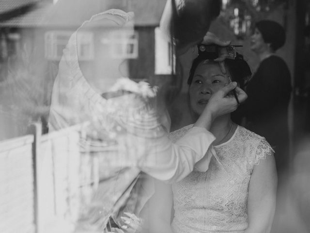 Mike and Jessica's wedding in Manchester, Greater Manchester 4