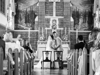 Lucy & Damien's wedding