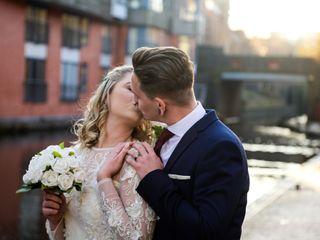 Sabine & Jacob's wedding 1