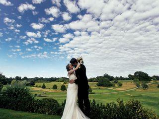 Jenni & Tom's wedding