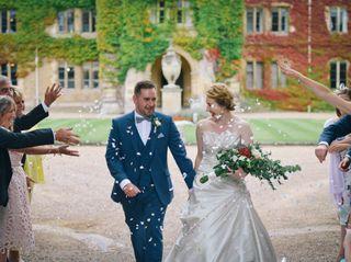 Katie & Carl's wedding