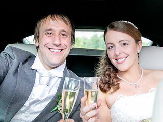 Jenny & James's wedding