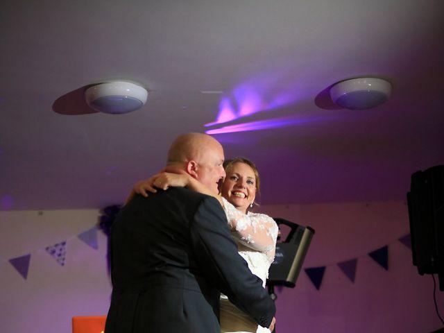Andrew and Sonia's wedding in Denbigh, Denbighshire 3