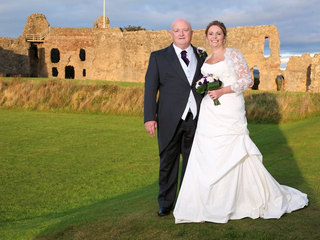 Andrew and Sonia's wedding in Denbigh, Denbighshire 2