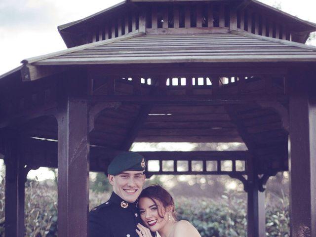 Ollie and Nat's wedding in Welwyn Garden City, Hertfordshire 4