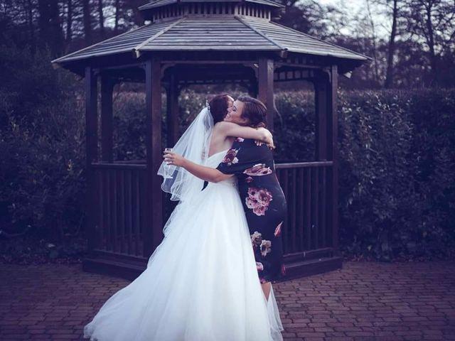 Ollie and Nat's wedding in Welwyn Garden City, Hertfordshire 5