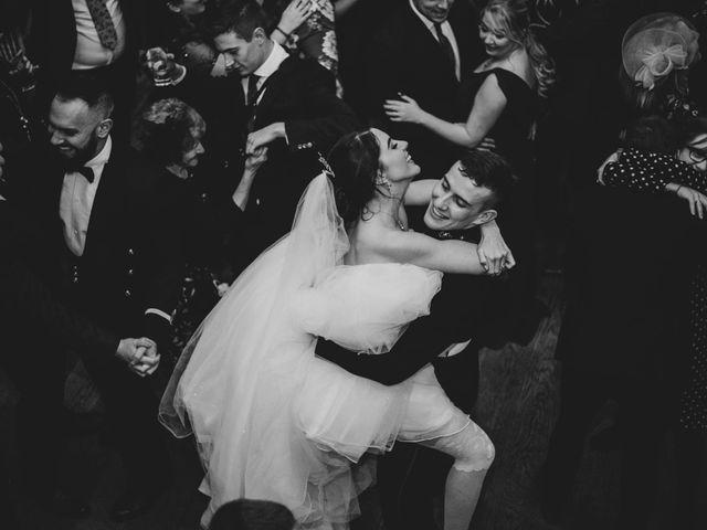 Nat & Ollie's wedding