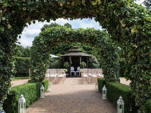 Ollie and Nat's wedding in Welwyn Garden City, Hertfordshire 7