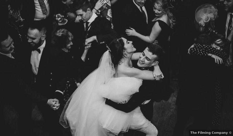 Ollie and Nat's wedding in Welwyn Garden City, Hertfordshire