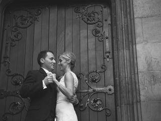 Linzi & Craig's wedding