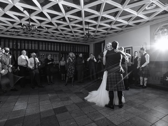 Craig and Linzi's wedding in Edinburgh, City of Edinburgh 6