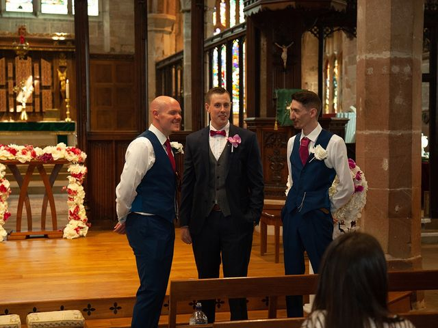 Bobby and Jessie's wedding in Manchester, Greater Manchester 10