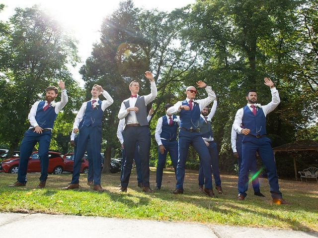 Bobby and Jessie's wedding in Manchester, Greater Manchester 1