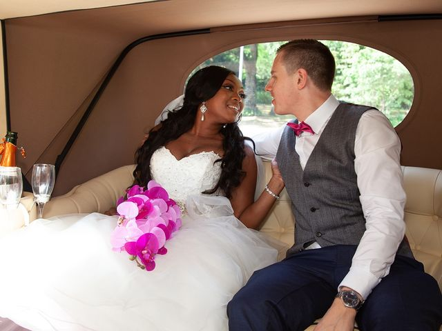 Bobby and Jessie's wedding in Manchester, Greater Manchester 2