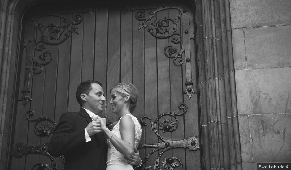 Craig and Linzi's wedding in Edinburgh, City of Edinburgh
