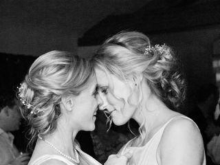 Claire & Rachel's wedding 1
