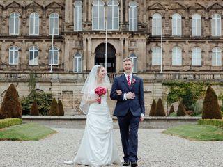 Nina & Eddie's wedding