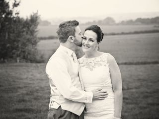 Holly & Lewis's wedding