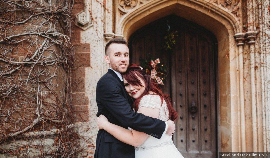 Jamie and Meg's wedding in Bridgwater, Somerset