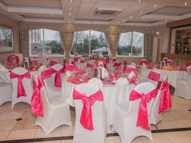 Joseph and Sarah's wedding in Wolverhampton, West Midlands 6