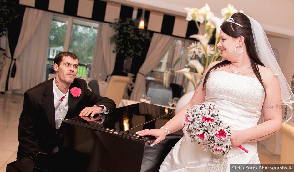 Joseph and Sarah's wedding in Wolverhampton, West Midlands