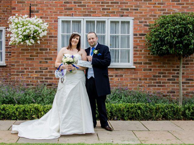 Amy & Steve's wedding