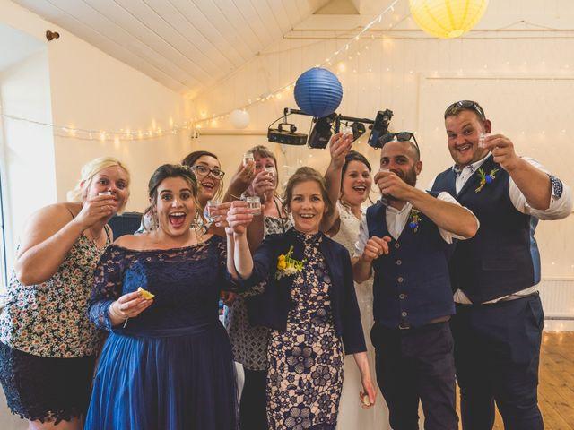 Michelle and Ian's wedding in Oakham, Rutland 2