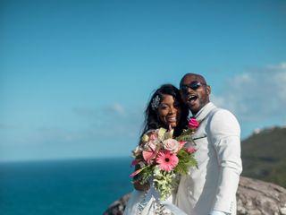 Mr Smith & Mrs Smith's wedding