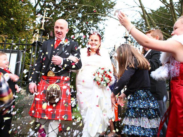 Lyndsey & David's wedding