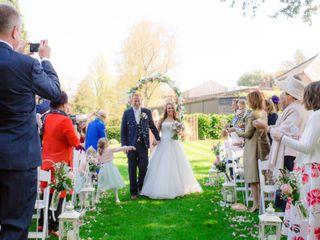 Hannah & Rob's wedding 3
