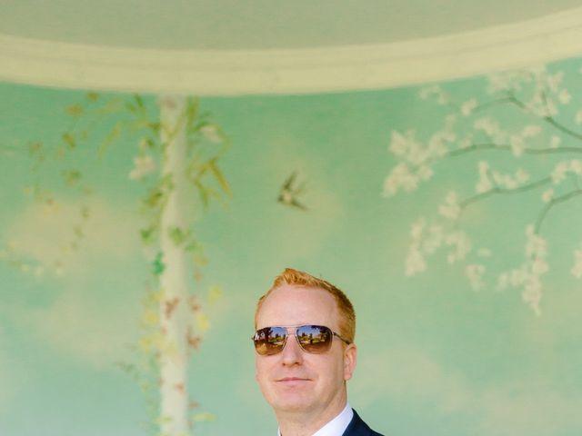 Rob and Hannah's wedding in Aldermaston, Berkshire 6