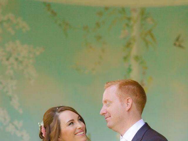 Rob and Hannah's wedding in Aldermaston, Berkshire 7