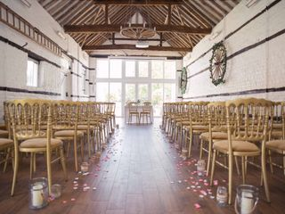 Sam & Stuart's wedding 2