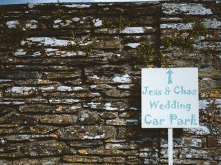 Jess & Chaz's wedding 1