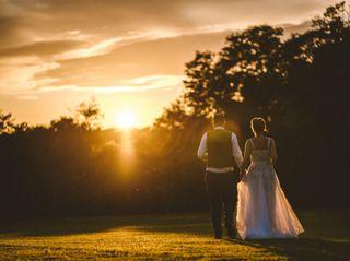Jess & Chaz's wedding
