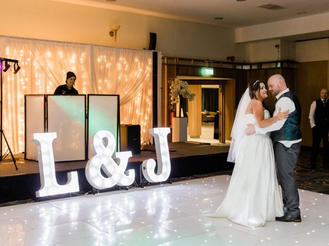 Jim and Laura's wedding in Belfast, Castlereagh 2