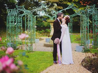 Saoirse & Will's wedding