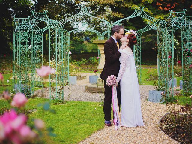 Saoirse & Will's wedding