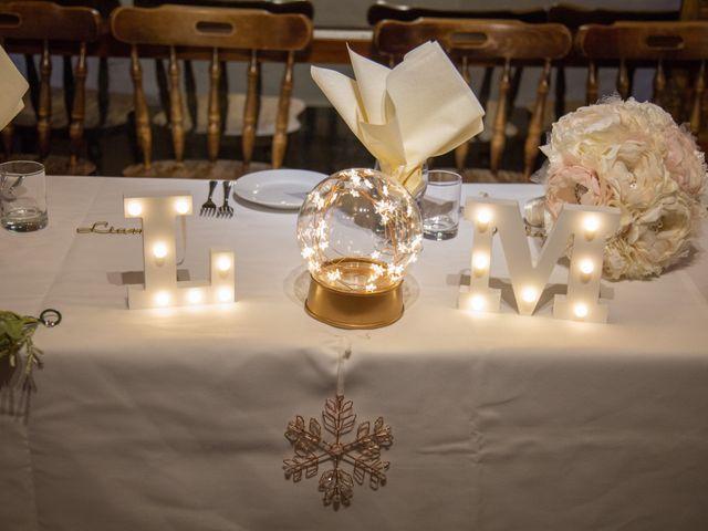 Melanie and Liam's wedding in Aldermaston, Berkshire 6