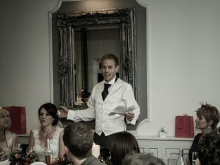 Rhianne & Paul's wedding 1