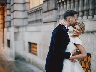 Rebecca & Harry's wedding