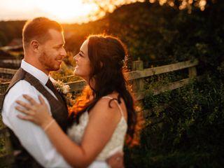 Chloe & Toby's wedding